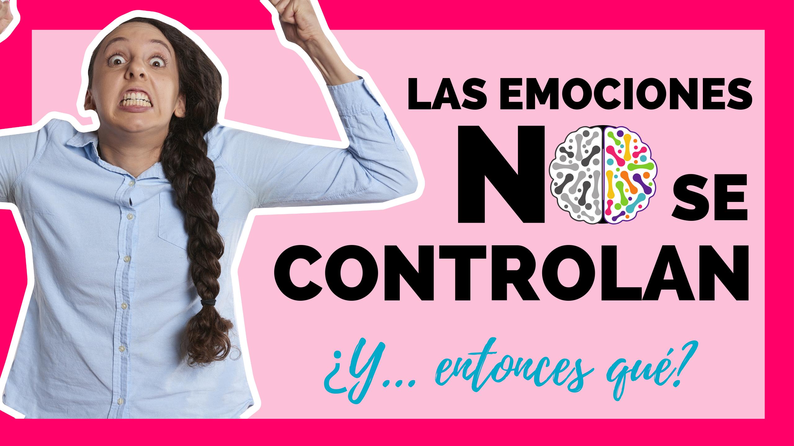 Coaching, Inteligencia Emocional, Emociones, Control,